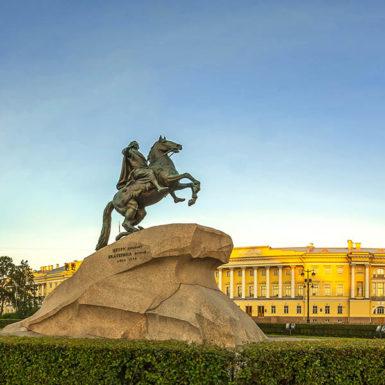 Санкт-Петербург. Белые ночи. Аватар.