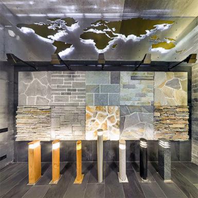 Виртуальный 3D тур по салону натурального камня и декоративного