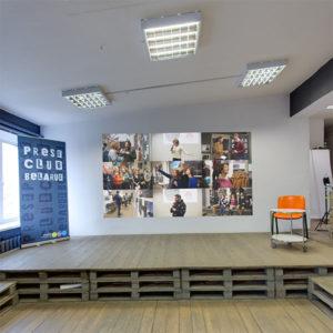 Пресс клуб Виртуальный 3D тур